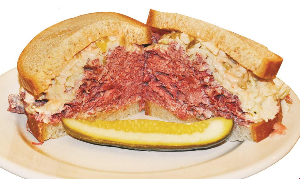 Product image for Hymie's Delicatessen $10 Off your catering or deli order of $100 or more