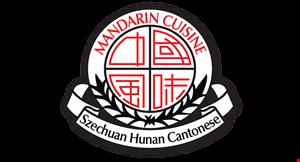Mandarin Cuisine logo