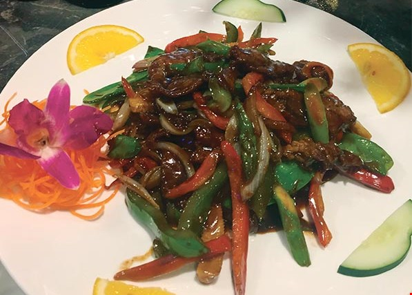Product image for Lin's Asian Cafe 50% Off entrée