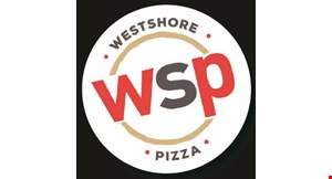"Product image for Westshore Pizza $19.99 2 - 14"" one topping pizza"