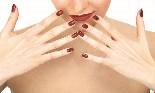 Product image for Manlius Nails & Spa ONLY $45 lavender spa pedicure reg. $52 includes free regular manicure.