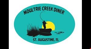Moultrie Creek Diner logo