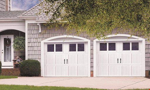 Product image for Michael A Carr Garage Door Services only $95.00 door & opener, operational safety check Repair parts not included Additional doors $35.00 each
