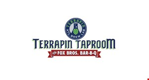 Product image for Terrapin Taproom $10 OFF any purchase of $40 or more.
