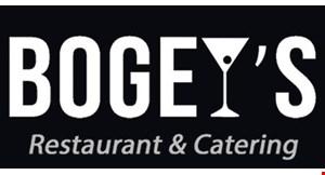 Bogey's Restaurant & Catering logo
