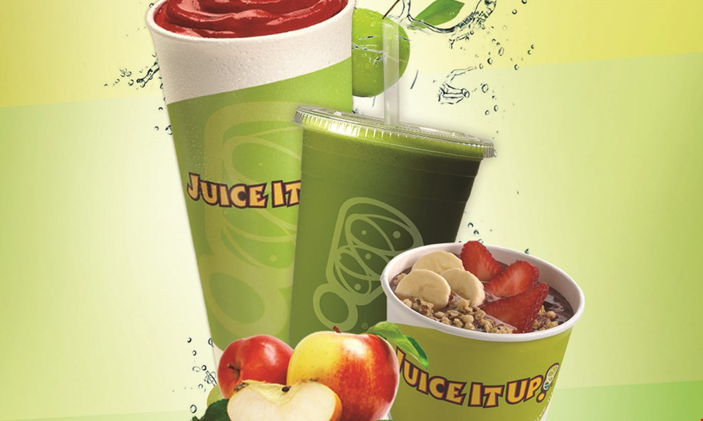 Product image for Juice It Up! Free Smoothie