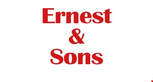 Product image for Ernest & Sons General Construction 10% Off any job of $2,000 or more