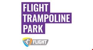 Flight Trampoline Park logo