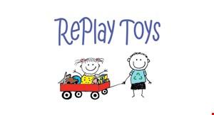 Replay Toys logo