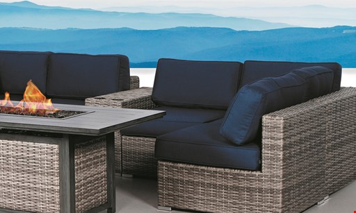 Product image for Patio Collection $1000 off any furniture purchase of $7500 or more