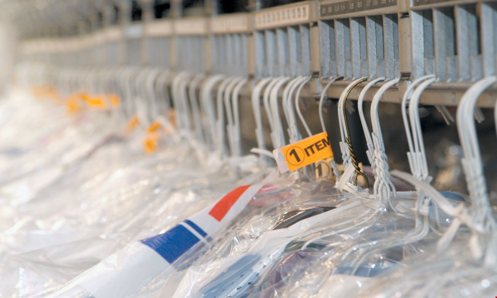 Product image for Continental Cleaners $3.75 Reg. $3.95 Dry Clean Any Garment.