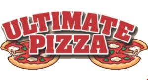 Ultimate Pizza logo