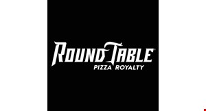 Product image for Round Table Pizza $10 For $20 Worth Of Pizza, Beverages & More