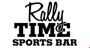 Rally Time Sports Bar logo