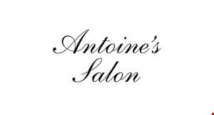 Antoine's Salon logo