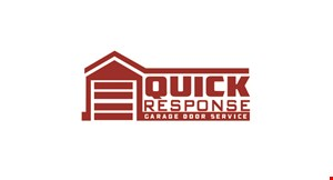 Product image for Quick Response Garage Door $200 off a new 2-car garage or $100 off a new 1-car garage