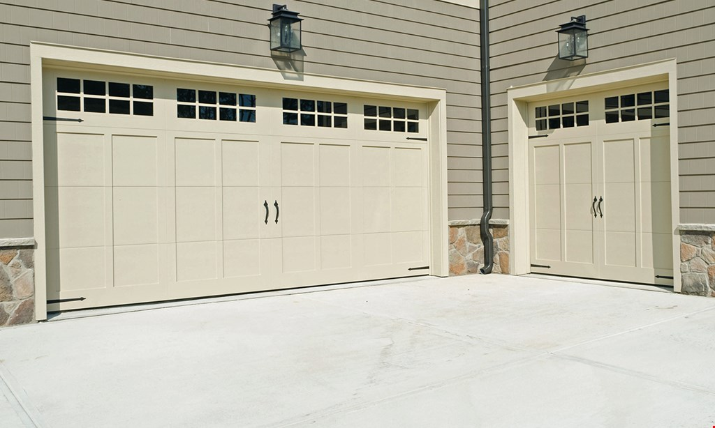 Product image for Quick Response Garage Door 12 foot garage cabinets/organizers $719 installed 12 feet x 6 feet x 24 feet deep, $699 + tax on 2 ceiling racks 4 feet x 8 feet, save $150 on any cabinet purchase