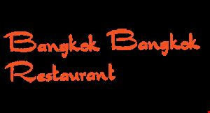 BANGKOK BANGKOK RESTAURANT logo