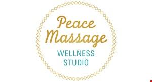 Peace Massage Wellness Studio logo