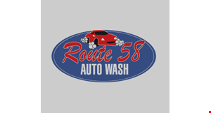 Product image for Route 58 Auto Wash $5.00 Deluxe Car Wash