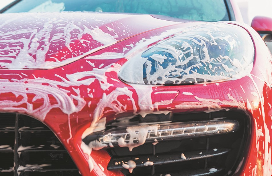Product image for Route 58 Auto Wash DELUXE CAR WASH $5.00 (Reg. $10.00).