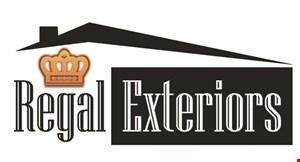 Product image for Regal Exteriors $500 OFF patio door.