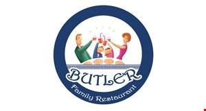 Butler Family Restaurant & Diner logo