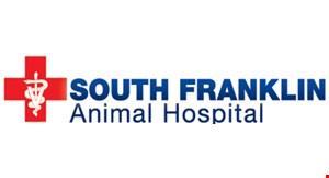 South Franklin Animal Hospital logo