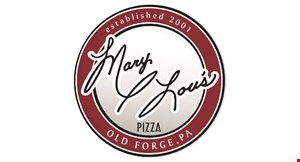 Mary Lou's Pizza logo