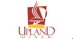 Product image for Upland Diner 15% off your total order