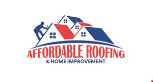 Product image for Affordable Roofing & Home Improvement UP TO $1000 OFF ANY NEW ROOF REPLACEMENT