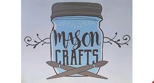 Mason Crafts logo