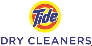 Tide Dry Cleaners logo