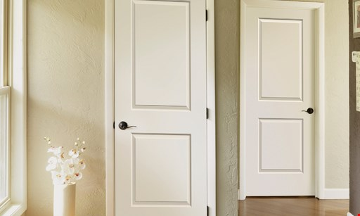 Product image for Nj Doors & Closets, Llp Interior Doors Buy 6 Get 1 FREE!* Painted and installed.
