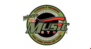 Product image for Mary's Music $10 OFF any retail purchase of $50 or more.