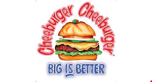 Cheeburger Cheeburger logo