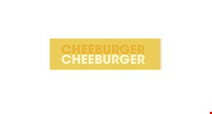 Product image for Cheeburger Cheeburger FREE classic burger with the purchase of any burger/sandwich of equal or greater value & two beverages.