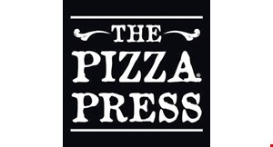 The Pizza Press logo