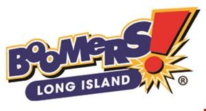 Boomers! Medford logo
