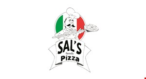 Product image for Sal's Family Pizza $5 off any 2 pasta entrees dine in only