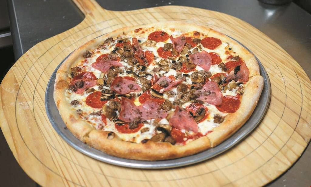 "Product image for Sal's Family Pizza Nashville Free small 12"" cheese pizza"