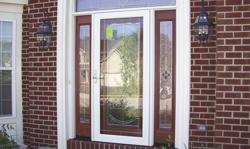 Product image for Medallion Security $175 Off any security door.