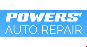 Product image for Powers' Auto Repair $50 OFF Brakes & Rotors front or rear • call for appointment most cars accepted.