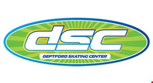 Deptford Skating Center logo