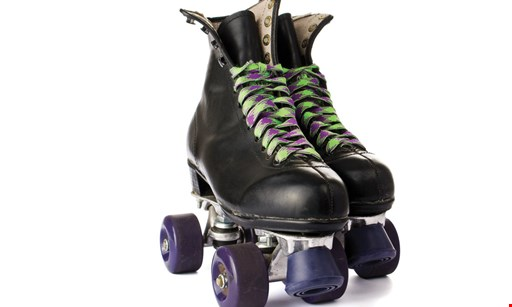 Product image for High Rollers Family Fun Center 10% Off any regular skating party, message facebook