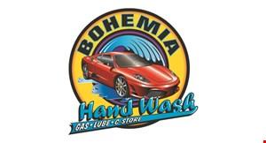 Bohemia Hand Wash logo