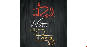 Red White and Pasta logo