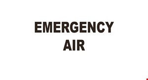 Product image for Emergency Air $34.95* A/C Tune-Up Special