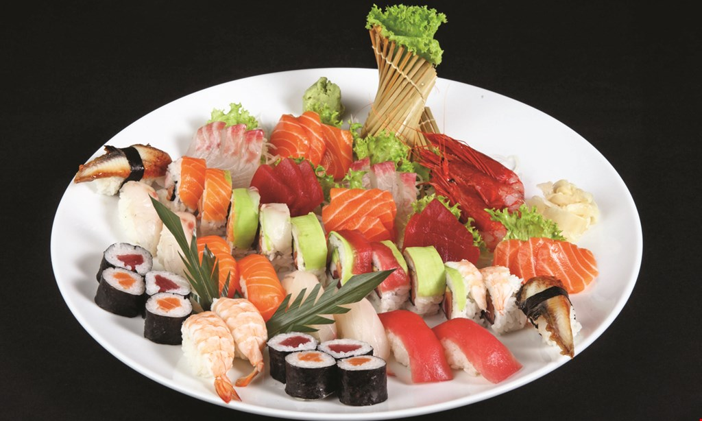 Product image for Ozen Sushi Cuisine 10% off entire lunch or dinner order.