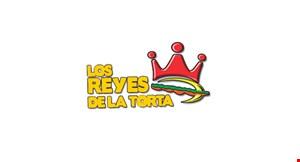 Los Reyes De La Torta logo